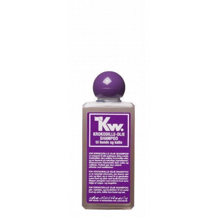 Kw Krokodille-Olie Shampoo, 200 Ml