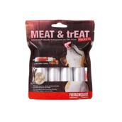 Meat & Treat Pocket med bøffel, 4 x 40g