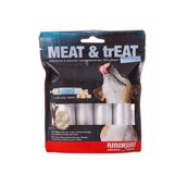 Meat & Treat Pocket med Laks, 4 x 40g