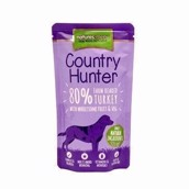 Natures Menu Country Hunter, Kalkun, 150g