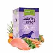 Natures Menu Country Hunter, 6x150g, Kalkun