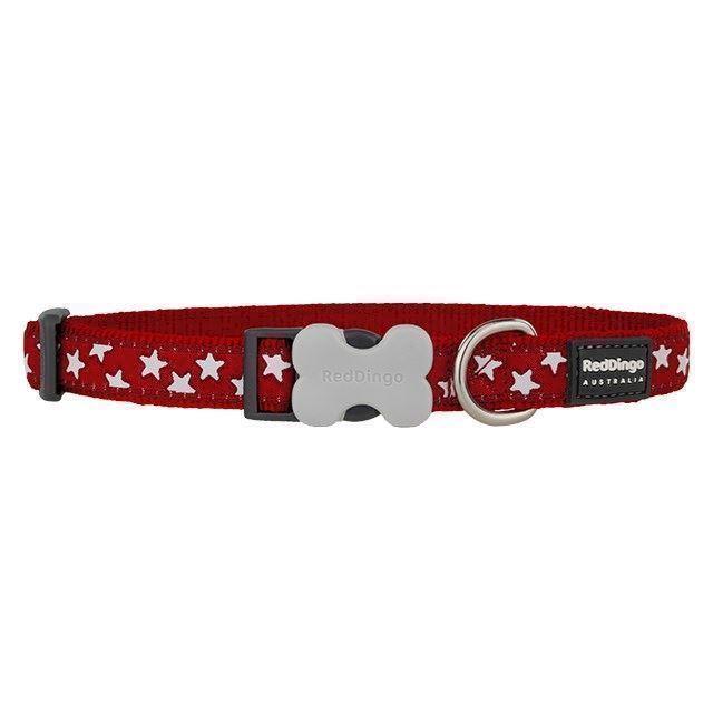 Red Dingo Halsbånd