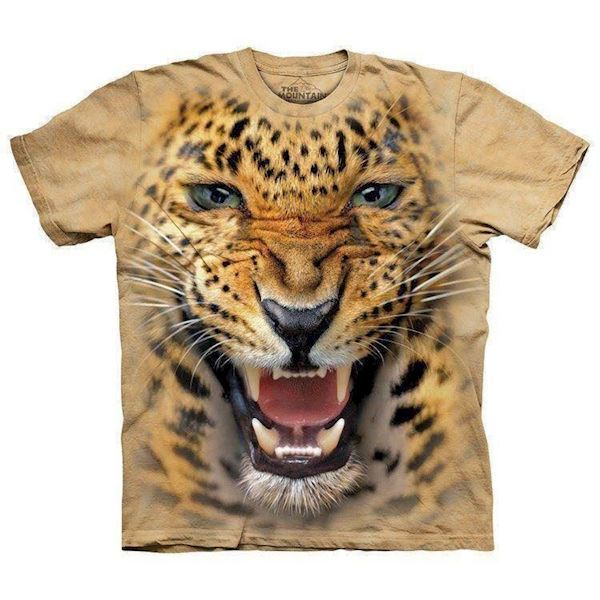 N/A Angry leopard fra mypets.dk