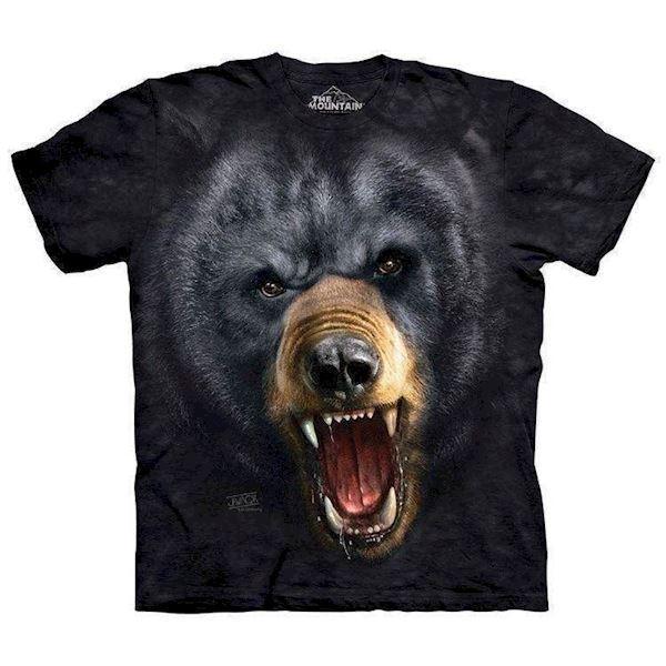 N/A – Aggressive nature: black bear på mypets.dk