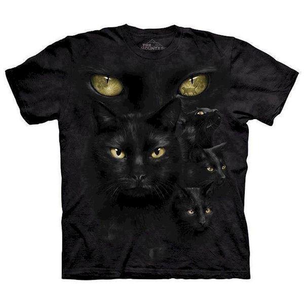 Black cat moon eyes fra N/A fra mypets.dk