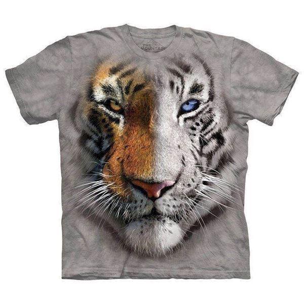N/A – Big face split tiger fra mypets.dk