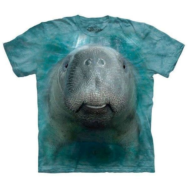 N/A Big face manatee fra mypets.dk
