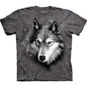 T-shirt Wolf Portrait