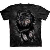 T-shirt Breakthrough Wolf