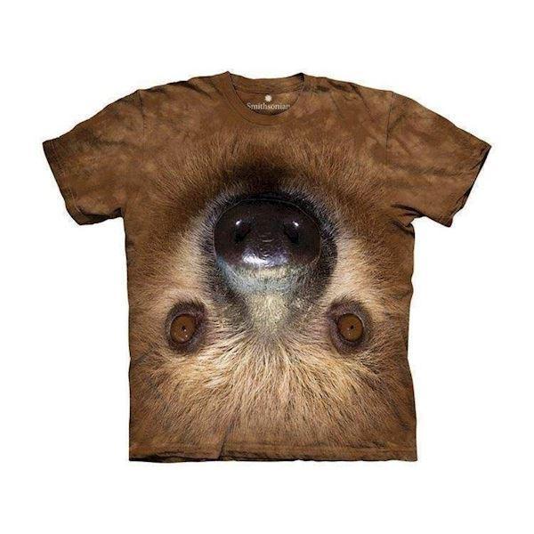 N/A Upside down sloth på mypets.dk