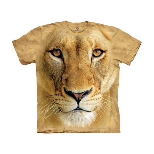 Big face lioness fra N/A fra mypets.dk