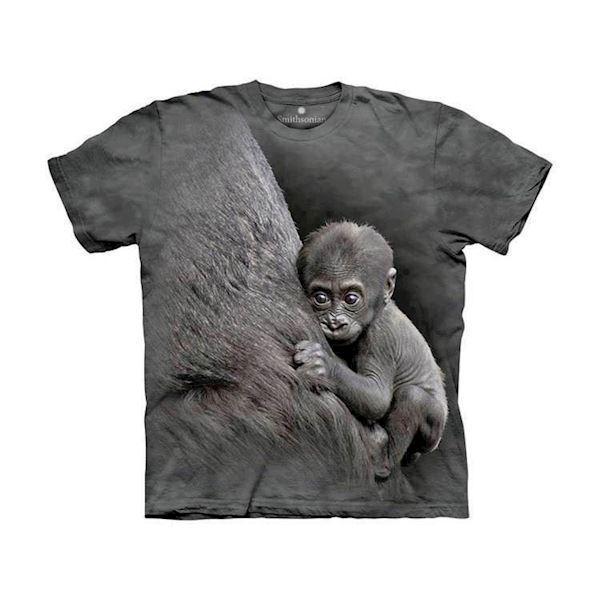 N/A – Kibibi baby lowland gorilla fra mypets.dk