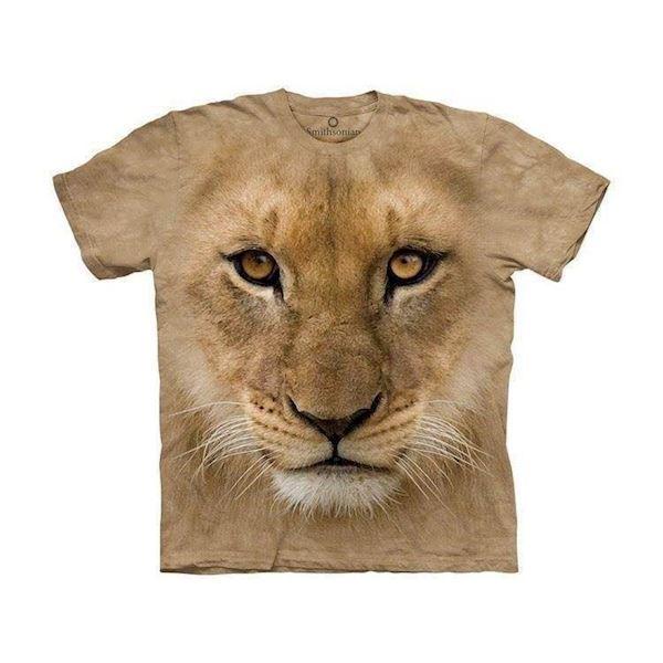 N/A Big face lion cub på mypets.dk
