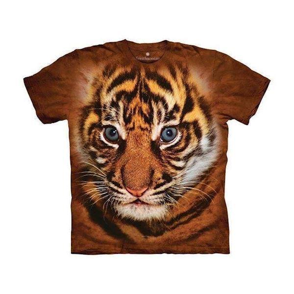 N/A Big face sumatran tiger cub fra mypets.dk