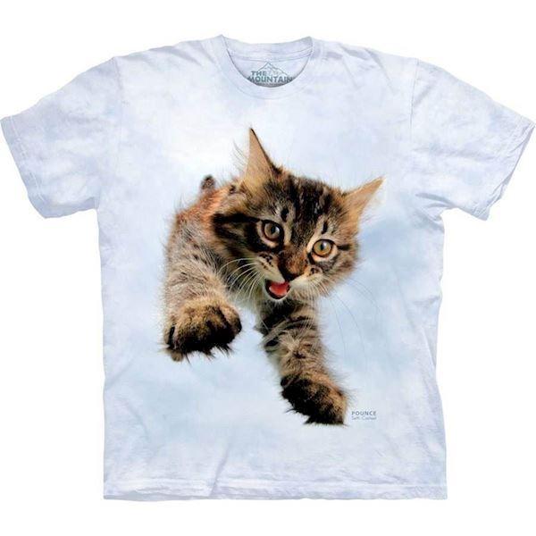 N/A – Pounce doc t-shirt på mypets.dk