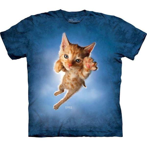 Pounce peeps t-shirt fra N/A på mypets.dk