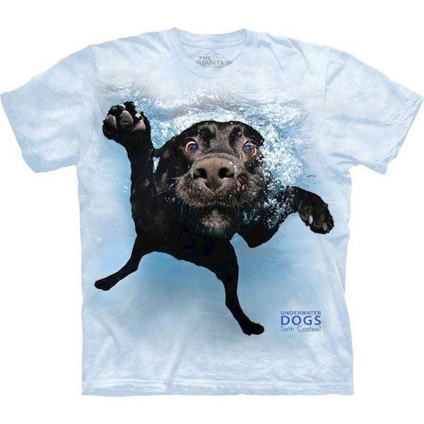 N/A – Underwater dog duchess t-shirt på mypets.dk