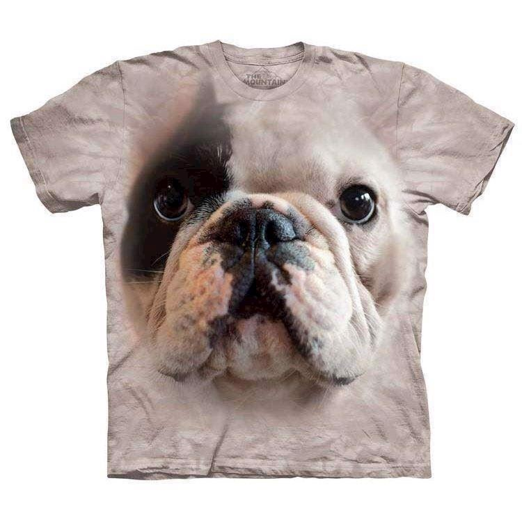 N/A Big face manny t-shirt på mypets.dk