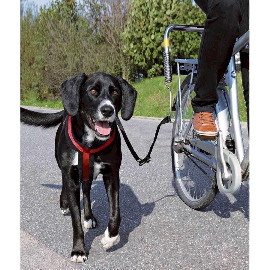 N/A Cykel afstandsholder - til cykelturen med hunden på mypets.dk
